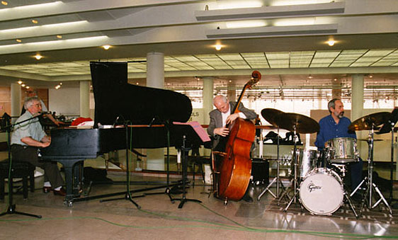 Royal festival Hall foyer, 1996