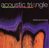 Interactions - Acoustic Triangle cd front